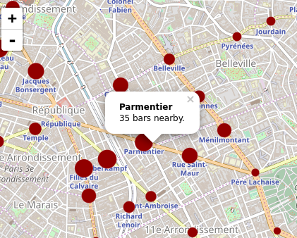 Cartographic Explorations of the OpenStreetMap Database with